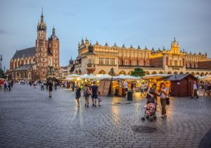 Cracow for school groups